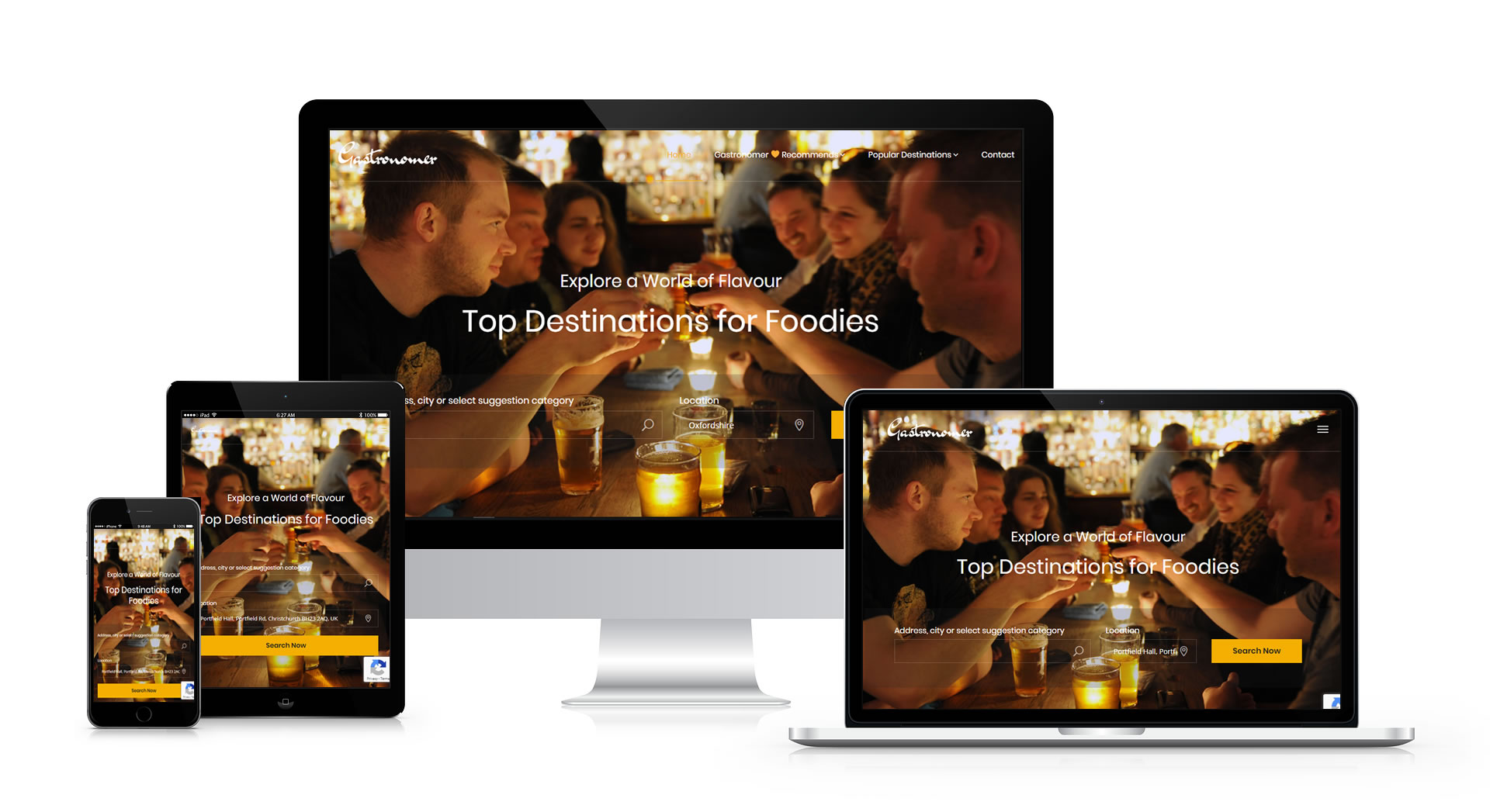 Twenty20Media Responsive Websites